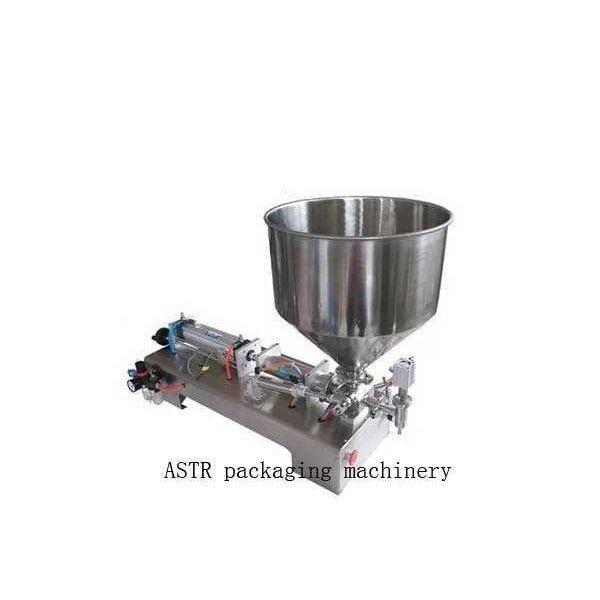 シャンプーローションクリームヨーグルト蜂蜜ジュース醤油ジャムゲル充填材ペースト充填機、空気圧ピストンフィラー