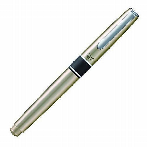 トンボ鉛筆 多機能ペン 2色+シャープ ZOOM 505mf シルバー SB-TCZ