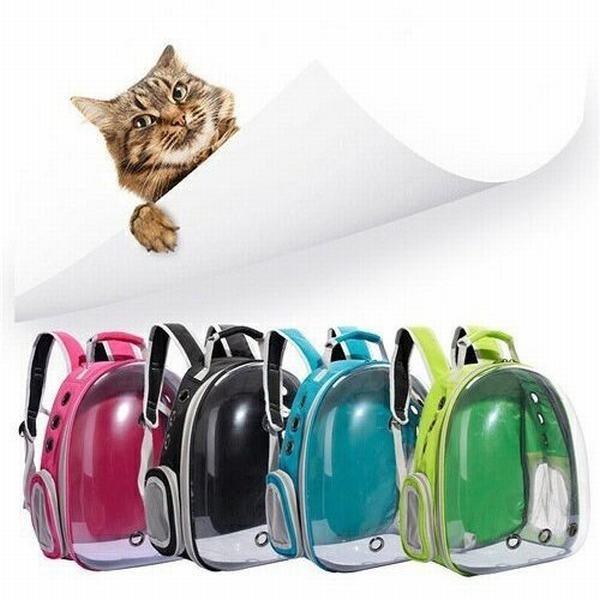 ペットキャリーバッグ ショルダー付2way シンプル かわいい ダックス トイプードル ハウス お出かけ バッグ キャリーケース 小型犬 猫 ヒ
