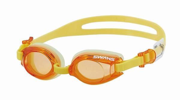 SWANS(スワンズ) ジュニア スイミングゴーグル 3~8歳対象モデル SJ9