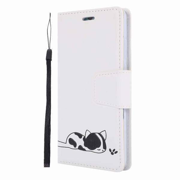ケース 手帳型 PU レザーケース 耐衝撃 カード収納 スタンド機能 マグネット式 ファーウェイP30Lite ケース 携帯カバー おしゃれ