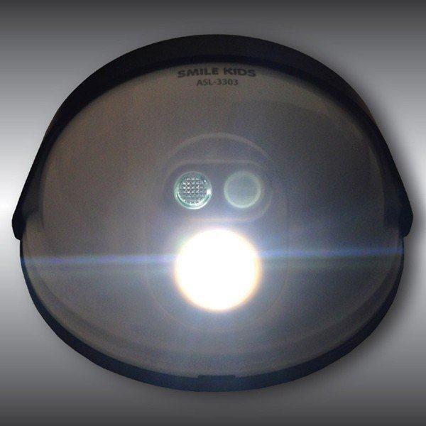 LEDセンサーライト 人感センサー ドア用 人などを感知して点灯 ドアに挟む 簡単取付け 玄関