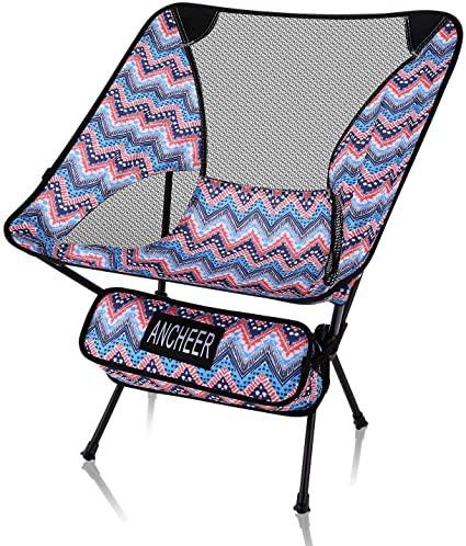 アウトドアチェア 【耐荷重150kg】僅か900g 超軽量設計 コンパクト 折りたたみ 航空級アルミウム合金 安定性向上 キャンプ椅子 お釣り・