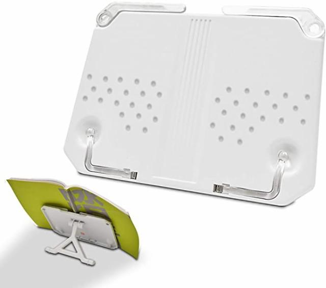 ブックスタンド 筆記台 書見台 超薄型 本立て 180°角度調節 読書台 視力保護 姿勢?正 多機能 読書 料理 ノート 楽譜などに使うことがで