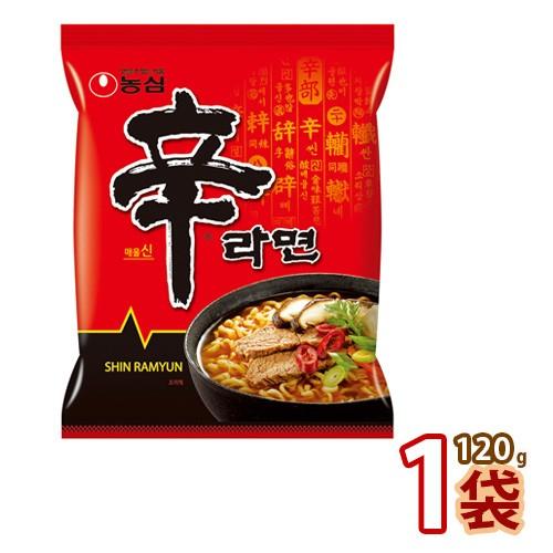 農心 辛ラーメン140g x 1袋 (01001x1)