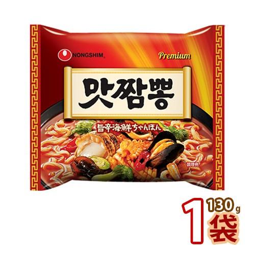 【農心】マッチャンポン ★ 130g x 1個 ★ ちゃんぽん ちゃんぽん麺 チャンポン 韓国ラーメン インスタント ちゃんぽん麺 チャンポン 韓