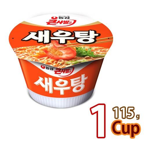 農心 セウ湯カップメン115g x 1個 (01062x1)