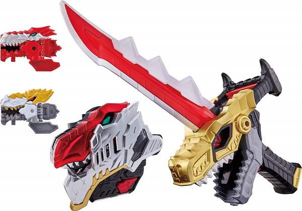 【送料無料】 騎士竜戦隊リュウソウジャー 最強竜装セット-DXリュウソウケン リュウソウチェンジャー-