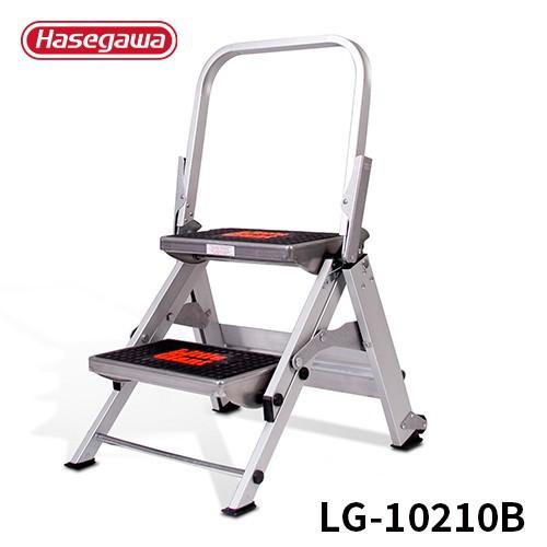 LG-10210B 折り畳み式作業台 セーフティーステップ リトルジャイアント littlegiant 45cm 長谷川工業 hasegawa