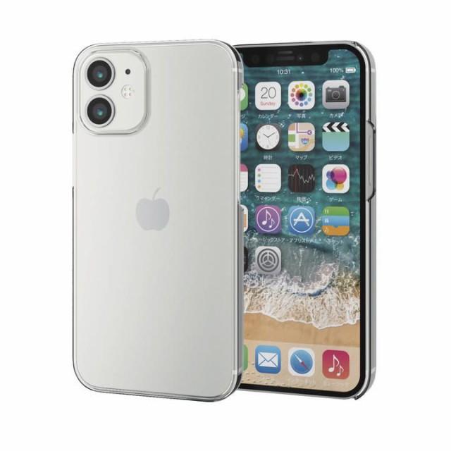 iPhoneケース シェルケース メガネフレーム素材 薄型 iPhone 12 mini