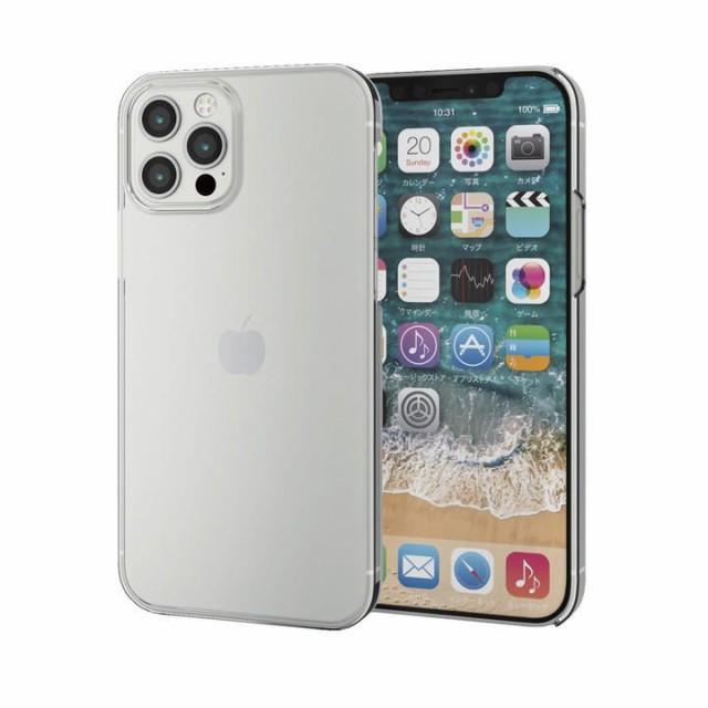 iPhoneケース シェルケース メガネフレーム素材 薄型 iPhone 12/iPhone 12 Pro