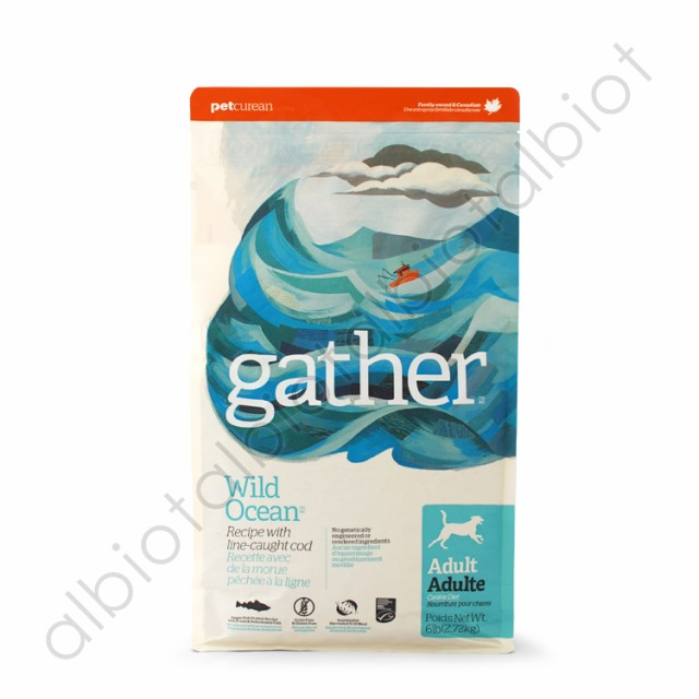 GATHER/ギャザー ワイルドオーシャン 7.25kg(お取り寄せ商品) ドッグフード