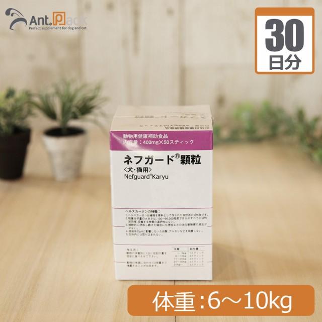 共立製薬 ネフガード顆粒 犬猫用 体重6kg〜10kg 1日0.8g30日分