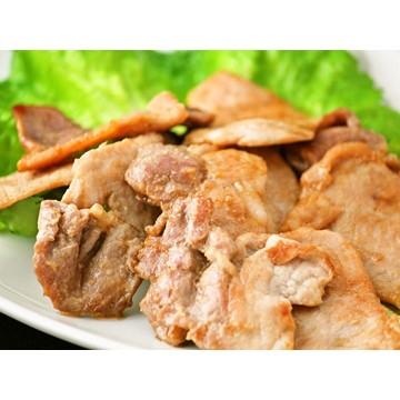 ダイチ 【宮城】漢方三元豚 脂なしモモ厚切り仙台味噌風味