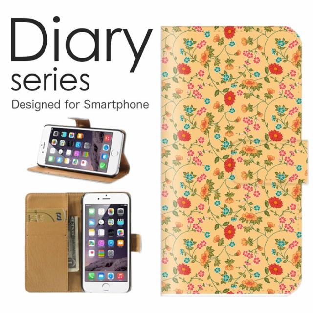 スマホケース iPhone XS Max ケース 手帳型 カバー アイフォン XS マックス 手帳型ケース 送料無料 花柄 フラワー かわいい 北欧 生花 パ