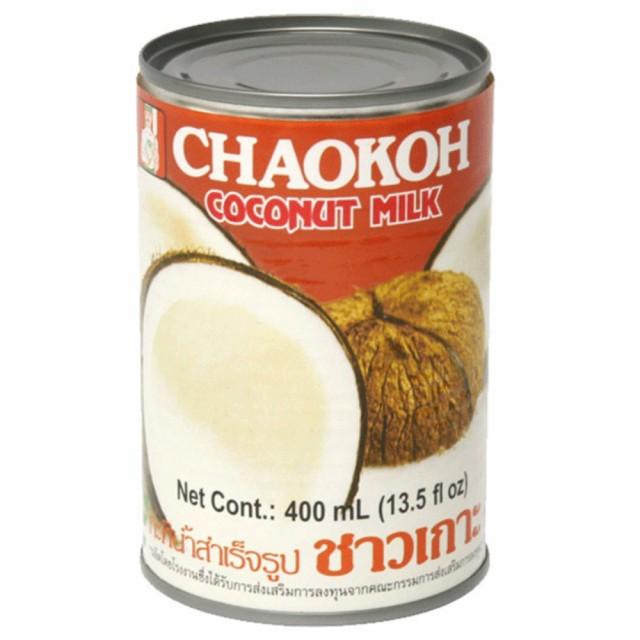 チャオコー ココナッツミルク 400ml 【業務用食品】【10 000円以上で送料無料】