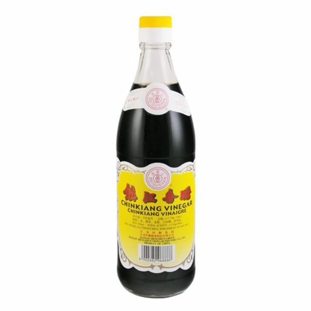 中国 鎮江香酢 550ml 20本セット送料無料【業務用食品】