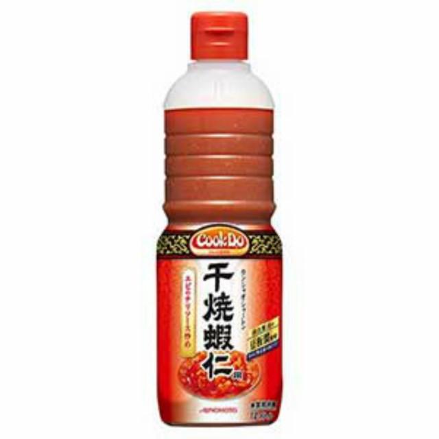 味の素 クックドゥ干焼蝦仁の素 1L 【業務用食品】【10 000円以上で送料無料】