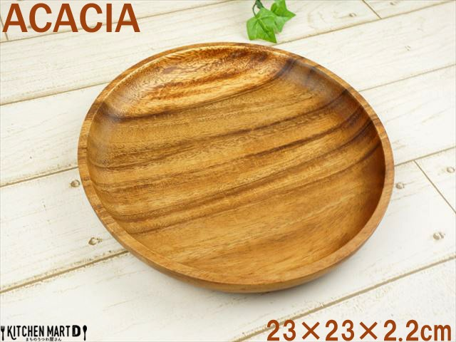 アカシア 角 23cm プレート 木製 プレート 木 plate ウッドバーニング カフェ 食器 おうちカフェ おしゃれ 子供 食器 皿 業務用 ラッピン