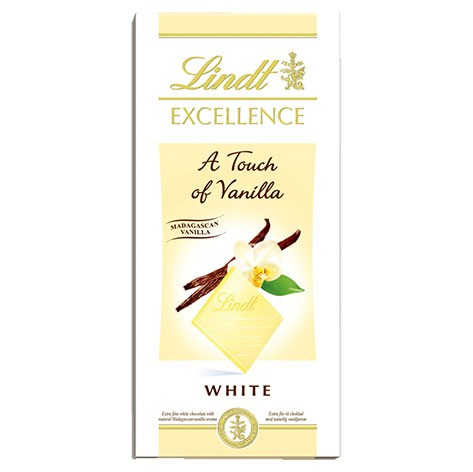 クリスマス お菓子【公式】リンツ チョコレート(Lindt)エクセレンス・ホワイトバニラ