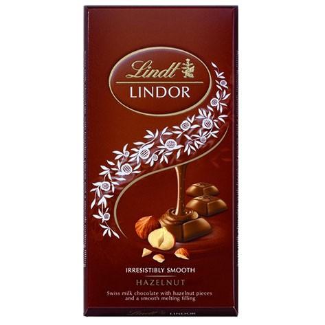 クリスマス お菓子【公式】リンツ チョコレート(Lindt) リンドール ヘーゼルナッツシングルス