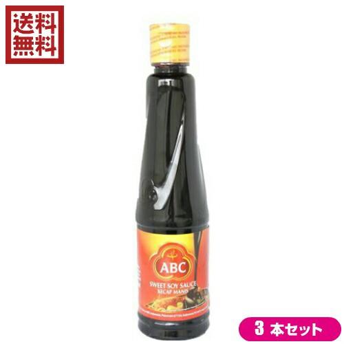 ケチャップマニス チリソース 醤油 ABC ケチャップマニス 600ml 3本セット