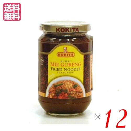 コキタ ブンブミーゴレン 350g KOKITA ソース 焼きそばソース 12個セット