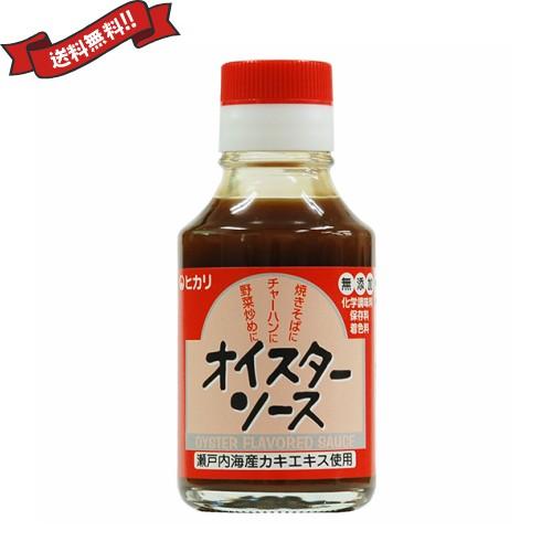 オイスターソース 国産 無添加 光食品 ヒカリ オイスターソース (国内産カキエキス使用) 115g