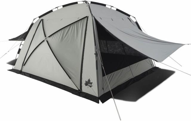 ロゴス LOGOS アウトドア クイックデビルブロックスクリーン テント 71459308
