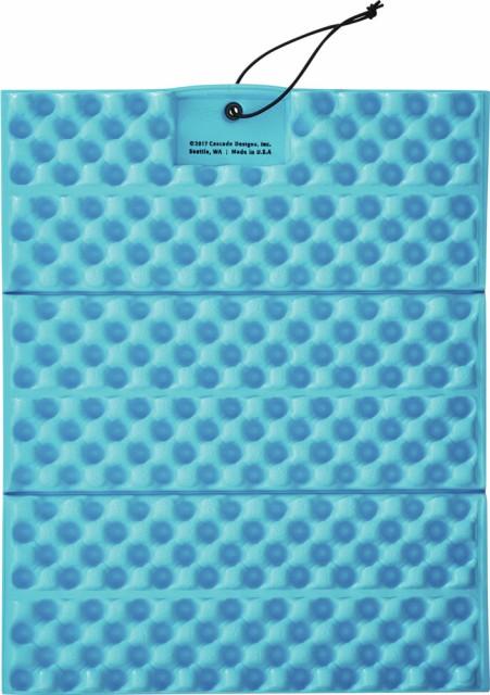 Thermarest(サーマレスト) アウトドア Zシートソル シルバー/ブルー 30036