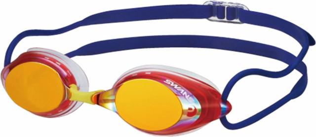 SWANS(スワンズ) 水泳水球競技 PREMIUM ANTI_-_FOG ミラーモデル SRXMPAF