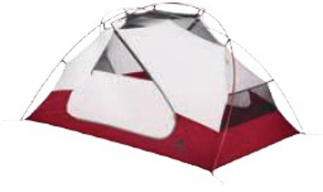 MSR(エムエスアール) アウトドア エリクサー2 (フットプリント付) Elixer 2 テント ドーム型テント 2人用 キャンプ ア