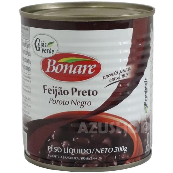 フェイジョンプレット 黒いんげん豆煮込み 300g ブラジル料理 フェイジョアーダ 缶詰