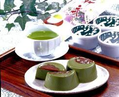 宇治茶と抹茶デザート【A】 (送料無料)