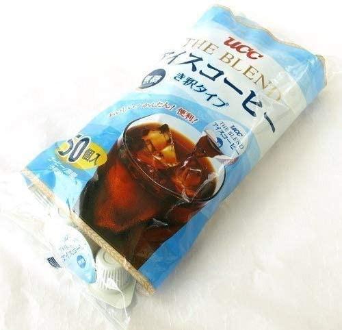 アイスコーヒー ポーション UCC The Blend IceCoffee コストコ