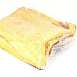 【冷凍】お肉屋さんがつくる生ベーコンブロック約2kg
