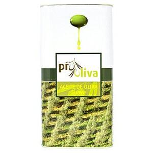 【スペインからの贈り物!】プロオリーバ ピュアオリーブオイル 5L×4缶