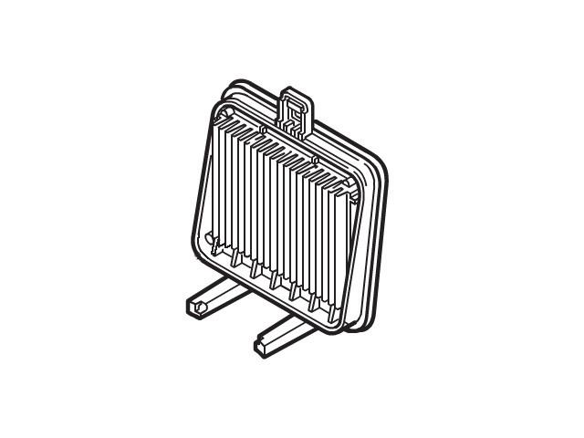 Panasonic(パナソニック) 掃除機用 プリーツフィルタ 部品コード:AMV77J-D40
