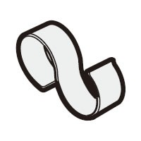 【定形外郵便対応可能】SHARP(シャープ) 掃除機用 ベンリフック 2173990185