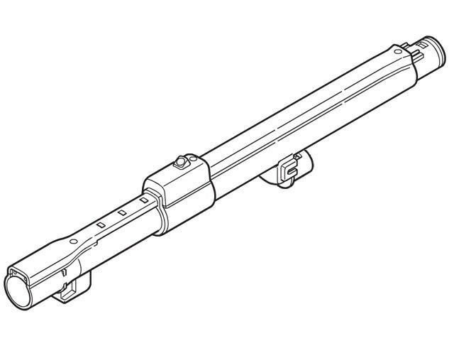 Panasonic(パナソニック) 掃除機用 伸縮自在延長管 部品コード:AMV99P-D40S 交換部品