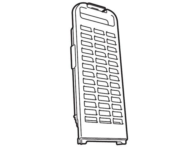 【定形外郵便対応可能】Panasonic(パナソニック) 部品コード:AXW22A-9MB0 糸くずフィルタ 洗濯乾燥機用部品