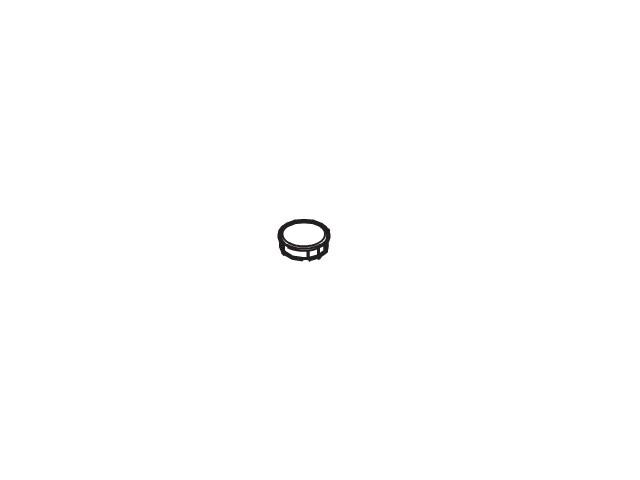 【メール便対応可能】Panasonic(パナソニック) 洗濯乾燥機用 キャップB ノーブルシャンパン色 部品コード:AXW515P6AA5【宅コ】