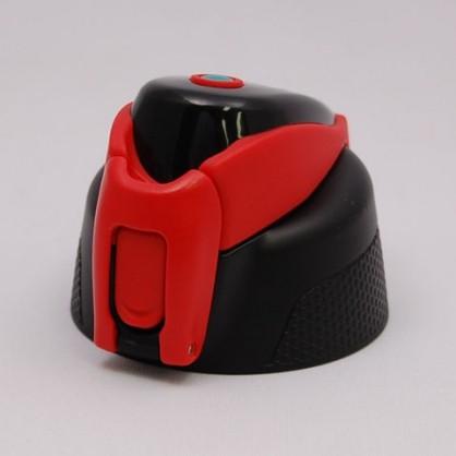 【定形外郵便対応可能】THERMOS(サーモス) 真空断熱スポーツボトル FEO-1000F/1500Fキャップユニット ブラック 部品コード:458024468