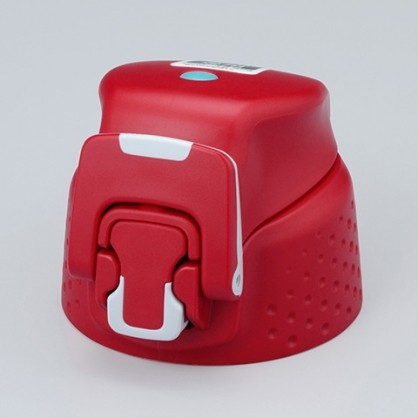 【定形外郵便対応可能】THERMOS(サーモス) 真空断熱スポーツボトル FFZ-500F/800F/1000Fキャップユニット レッド 部品コード:4580244