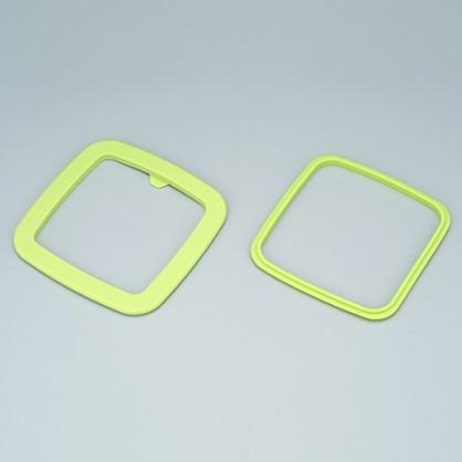 【メール便対応可能】THERMOS(サーモス) ランチボックス フレッシュランチボックス DJJパッキンセット ライムレモン 部品コード:45