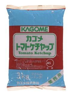 カゴメ)特級 トマトケチャップ フィルムタイプ 3kg