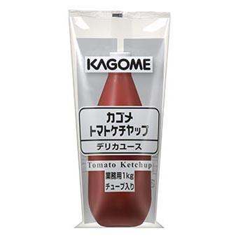 カゴメ)業務用 トマトケチャップ(デリカユース) 1kg