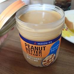 明治屋) MY ピーナッツバター クリーミー 450g