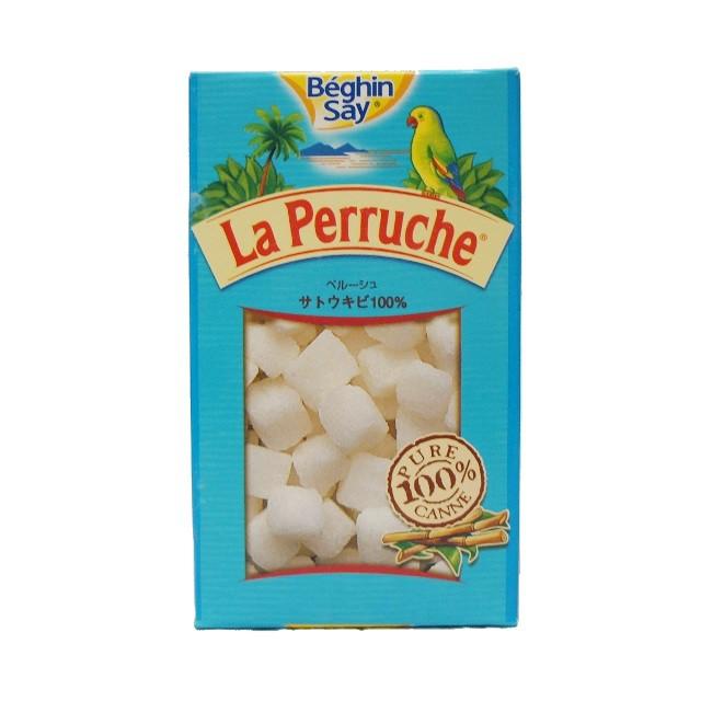 ペルーシュ 角砂糖 フランス産ナチュラルシュガー100%ホワイト 750g
