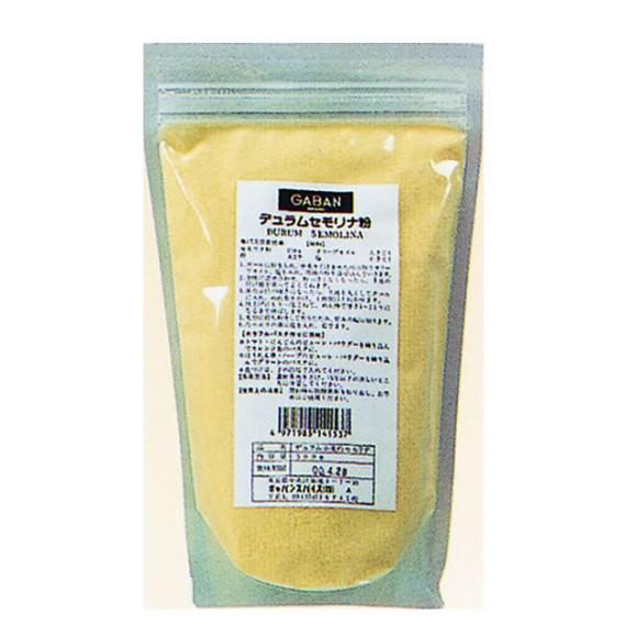 GABANギャバン) デュラム セモリナ粉 500g